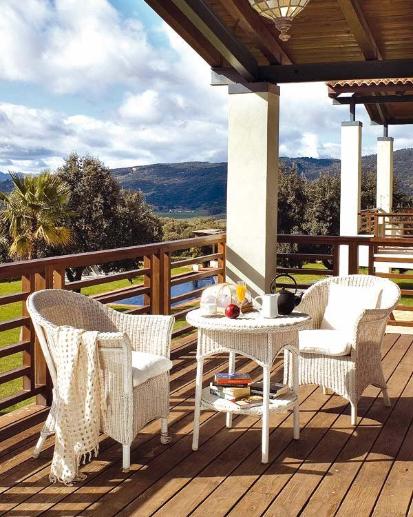 207 best jardines y terrazas images on pinterest - Patios y terrazas ...