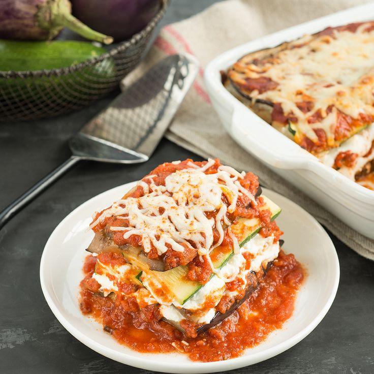 how to cook eggplant lasagna