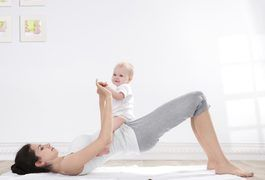 During the last nine months, the skin on your belly has been stretched to its limits. Now that your baby has arrived, your belly is smaller but, unfortunately, your skin is still stretched and saggy. Exercises can help tighten the loose skin to a point, but your most important weapon is time -- it took nine months to stretch your skin, and it will...