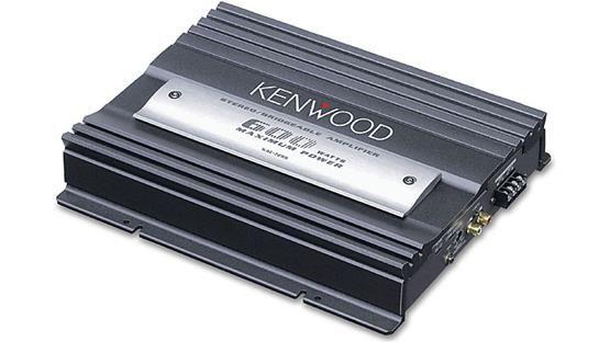 Hook up kenwood radio