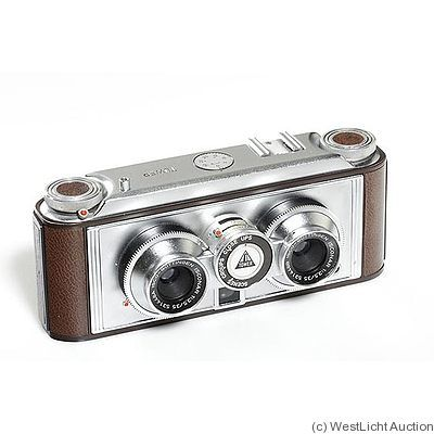 Witt Iloca: Tower Stereo camera