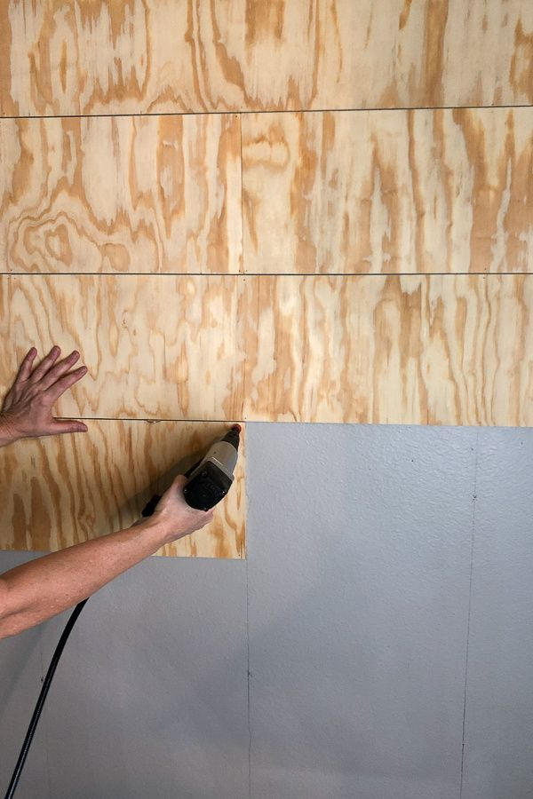 How To Create An Amazing Faux Shiplap Wall In 2020 Faux Shiplap Shiplap Wall Diy Ship Lap Walls