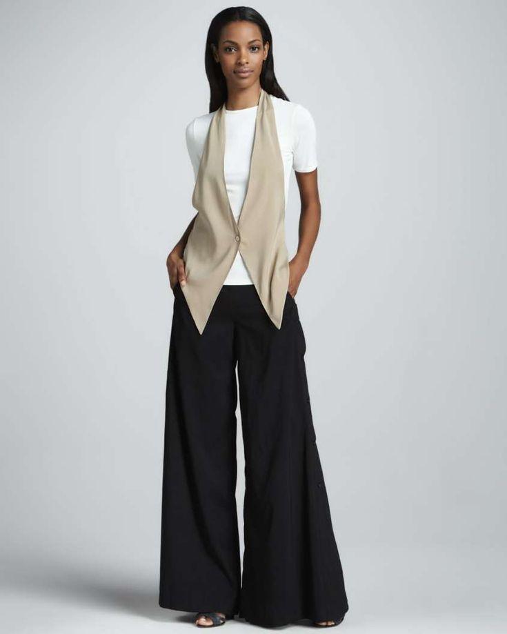 Ben noto Oltre 25 fantastiche idee su Outfit con pantaloni su Pinterest  SQ61