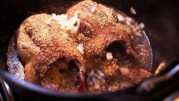 roasted duck slow roasted rockn recipies st bernard canard duck foodie ...