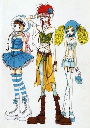 Le Tre Stiliste <3
