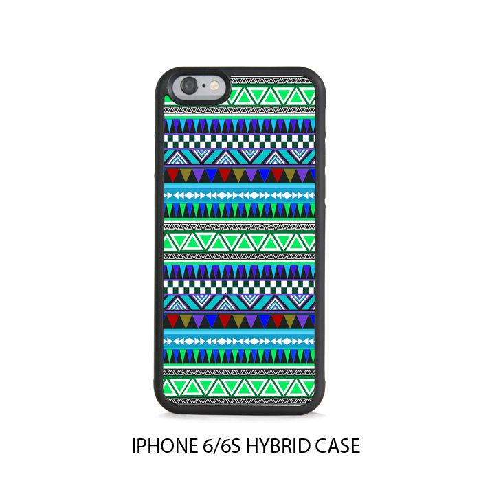 Aztec Tribe Pattern iPhone 6/6s HYBRID Case Cover