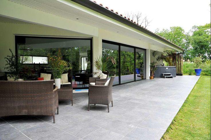 Awesome inspiration photo de maison d architecte plain for Architecte coulommiers