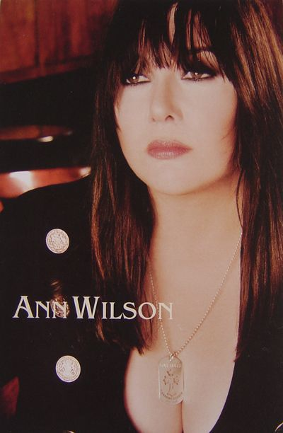 Ann Wilson - Hope & Glory (2007) Best female rock voice. Ever.