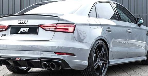 Abt Audi Rs3 Sedan With 500 Hp In 2020 Audi Rs3 Sedan Audi
