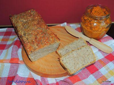 Moje Małe Czarowanie: Chleb pszenny na zakwasie żytnim z kminkiem
