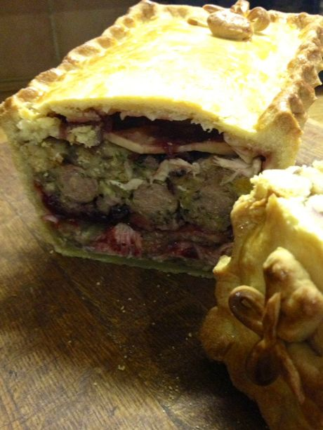 Christmas Leftover Pie | Paul Hollywood