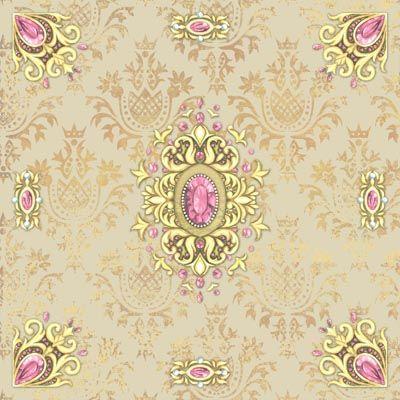 Gray vintage background with jewelry by Maria Rytova #pattern #textile #background #backing #paper #work #纹样 #damask #арт #картинки #picture #decoupage #декупаж #дамаск #узоры #barok #baroque #wallpaper #design #卷草 #flower #图案 #фон #print #принт #printable #papel #ornament #seamless #golden #luxury #surface #decorative #decor #vintage #tile #бордюр #border
