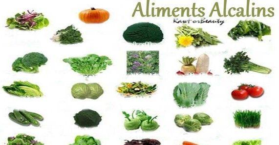 Voici 92 aliments alcalinisants à ajouter à votre alimentation pour préserver…
