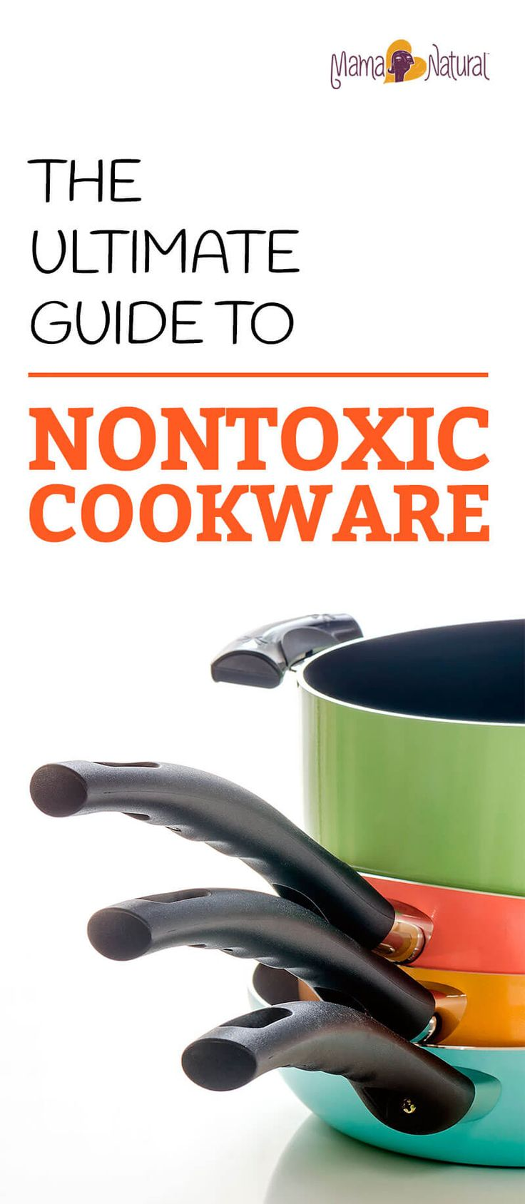 Looking for the best cookware to replace your old toxic ones? Here are some safe, nontoxic cookware options for every dish and every cooking style. https://www.mamanatural.com/best-cookware/