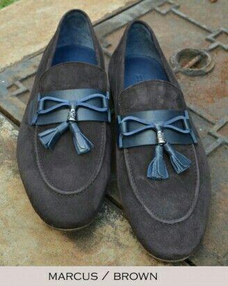 Biancora Luxury Artisan Shoes Loafer Marcus/Brown.  www.biancora.com  https://www.instagram.com/biancoraofficial/