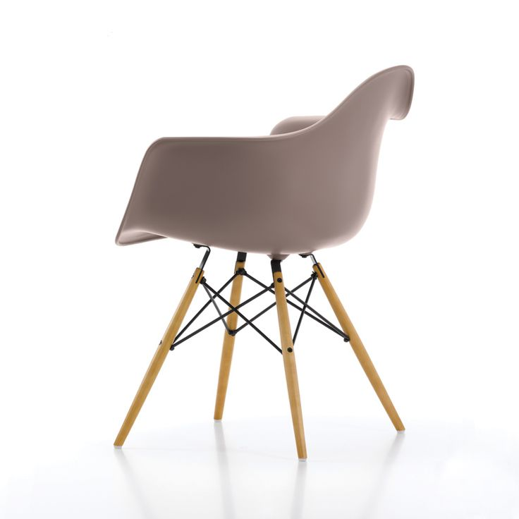 eames plastic armchair daw petit fauteuil vitra silvera - Fantastisch Tolles Dekoration Charles Eames Schaukelstuhl