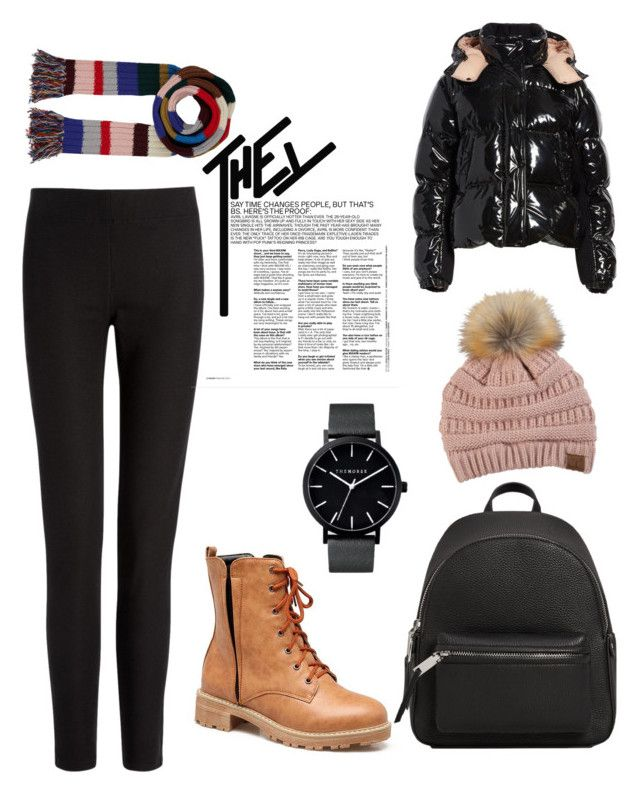 """""""Home Is Where the Heart Stops"""" by dasha408465 on Polyvore featuring мода, Joseph, MANGO, Moncler, C.C и Burberry"""