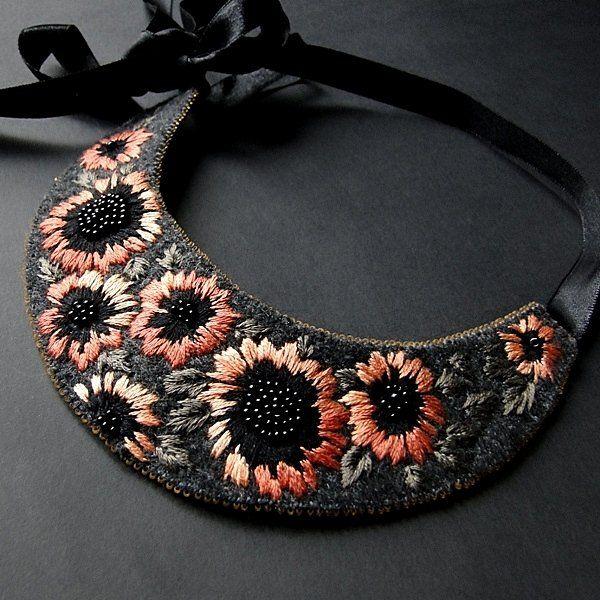 caryca  słoneczniki (proj. agat.handmade), do kupienia w DecoBazaar.com