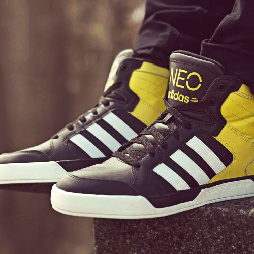neo label adidas shoes