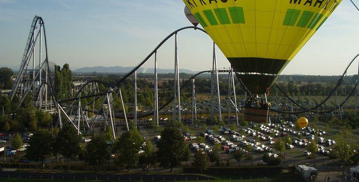 Ballonfahren in Allmendingen Raum Ehingen (Donau) #Himmel #Ballonfahrt #Geschenk