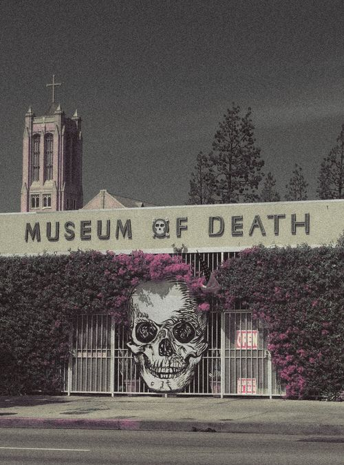 The Museum of Death is a self guided tour, lasting approximately 45 minutes to an hour, but those who can stomach it may stay as long as they'd like. At $15 a ticket (with free parking), you can enjoy an entire section dedicated to Charles Manson, the severed head of serial killer Henri Landru, original crime scene photos from the Black Dahlia murder and much much more. This place is a serious trip. There's nothing else like it. Go.