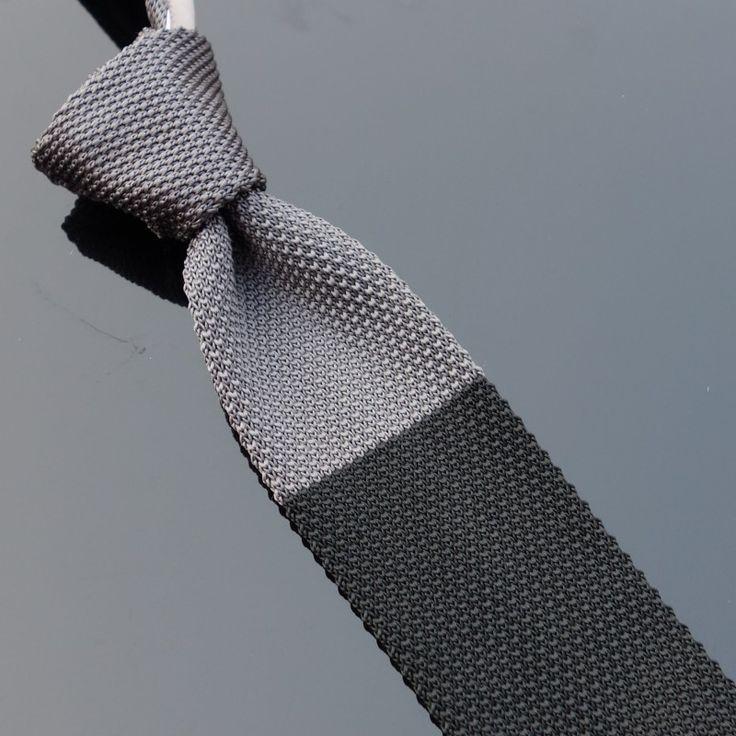 Knitted Lazos Corbatas Estrechas Corbata de punto  Gravata Hombre Ties Slim Narrow Neck Tie Men's Necktie Flat head