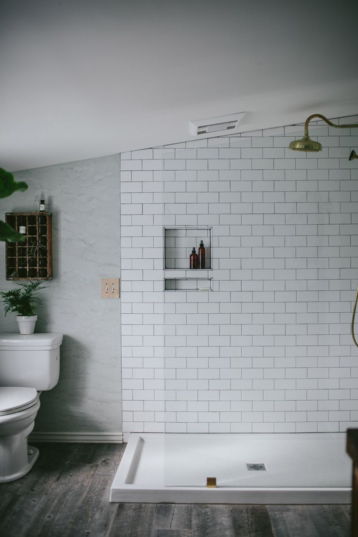 RENOVATION STORIES - RUSTIC BATHROOM INSPIRATION - Lobster and Swan
