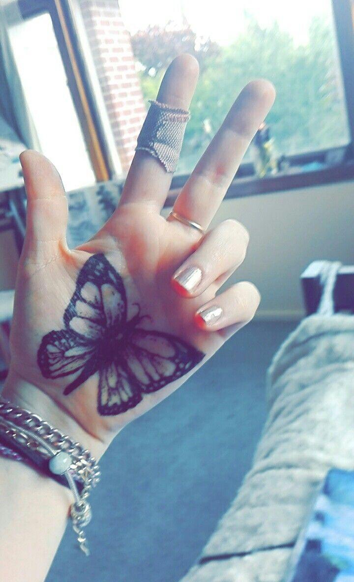 Briannavanmechgelen henna butterfly henna