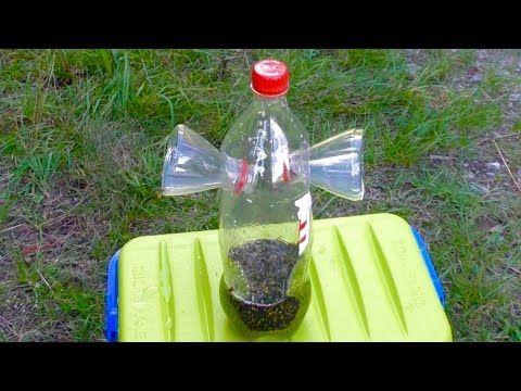 Beste Mücken und Fliegenfalle selber bauen - Life Hack | DIY - YouTube