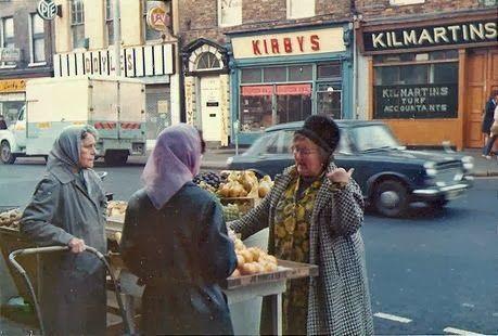 DUBLIN DOWN MEMORY LANE: Parnell Street