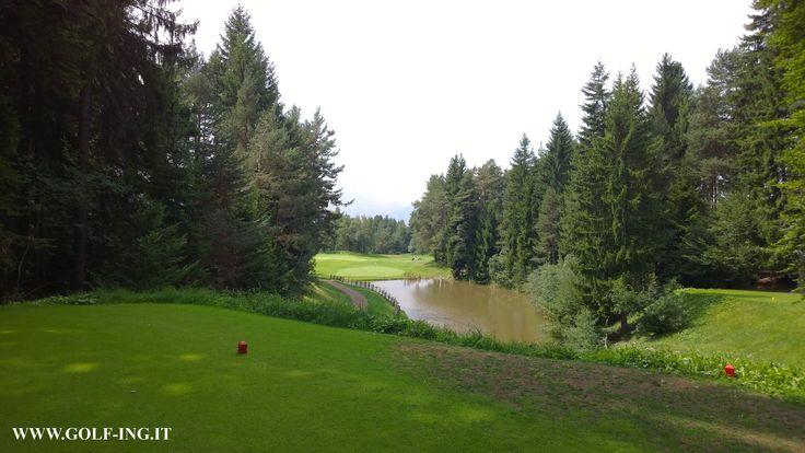 Buca 17 Golf Club Petersberg #golfclubpetersberg