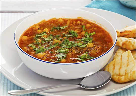 Free moroccan chickpea and lentil soup recipe. Try this free, quick and easy moroccan chickpea and lentil soup recipe from countdown.co.nz.