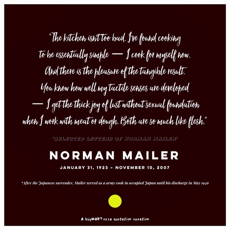 Norman Mailer was discharged from this thing called lief, on November 10th, 2007.  #NormanMailer #foodie #Movies #Art #Food #Chef #DJ #Creativity #HipHop #SouthAfrican #FoodPorn #Design #Creative #Ad #GraphicDesign #Advertising #Brand #Marketing #London #NewYork #Melbourne  #Instachef #SouthAfrica #AgencyLife #Music #Blogger #Books #Nanowrimo