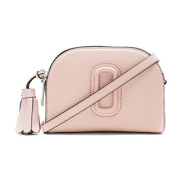 Shutter Small Camera Bag by Marc Jacobs. Leather exterior with nylon fabric lining. Double zip top closures. Detachable adjustable shoulder strap. Detachable ...