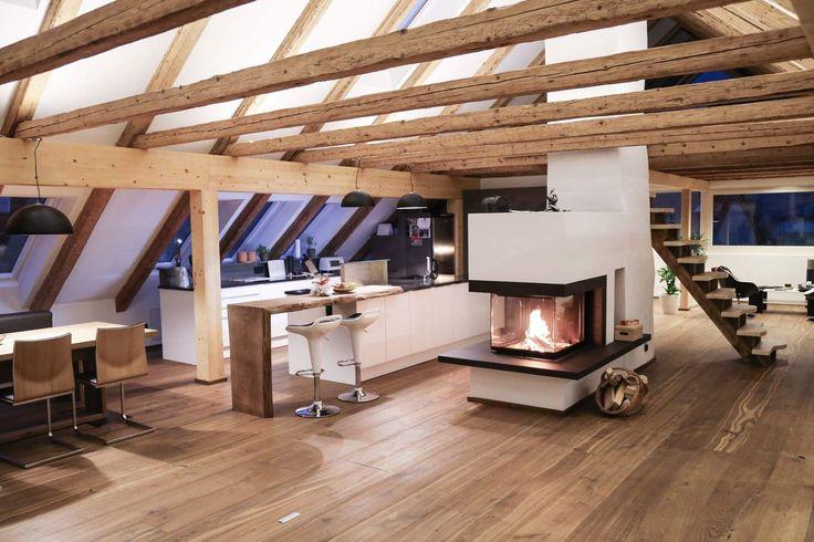AMBIO Design Kachelofen Kaminofen Ofen Pinterest - grandiose und romantische interieur design ideen