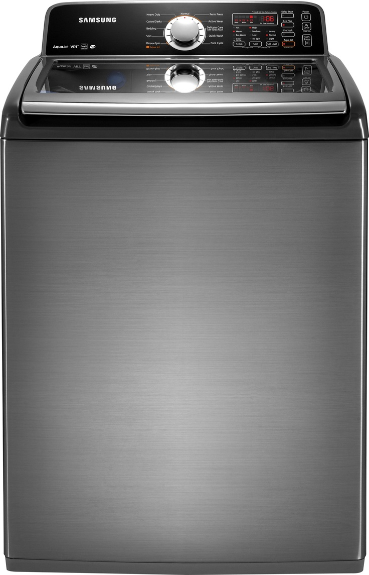 Washers 4.5 Cu. Ft. Top-Load Washer by Samsung Appliances
