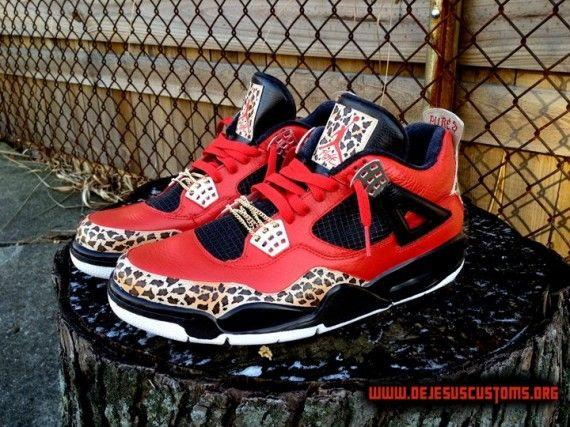 "Air Jordan IV ""Trinidad James"""