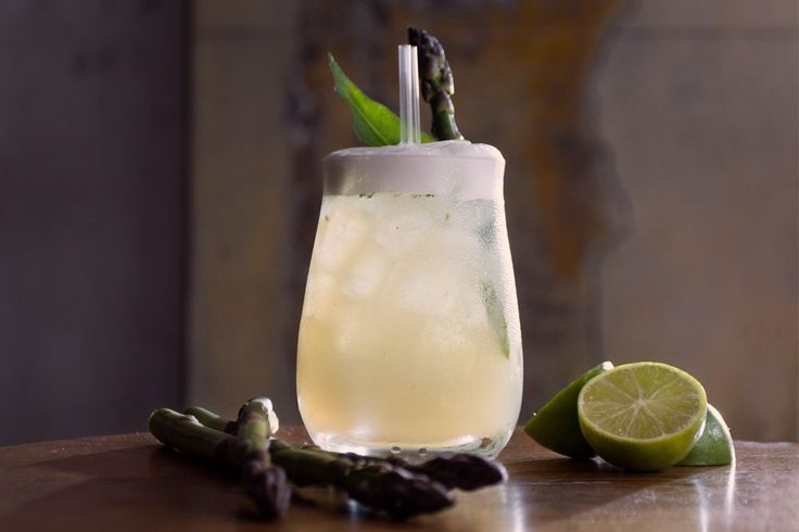 Scent of Spring asparagus cocktail | Good Magazine