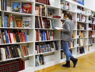 sasikat: Manfaat banyak membaca untuk kualiatas artikel blo...
