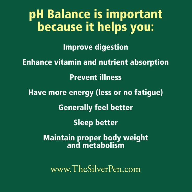 Why Is PH Balance Important?