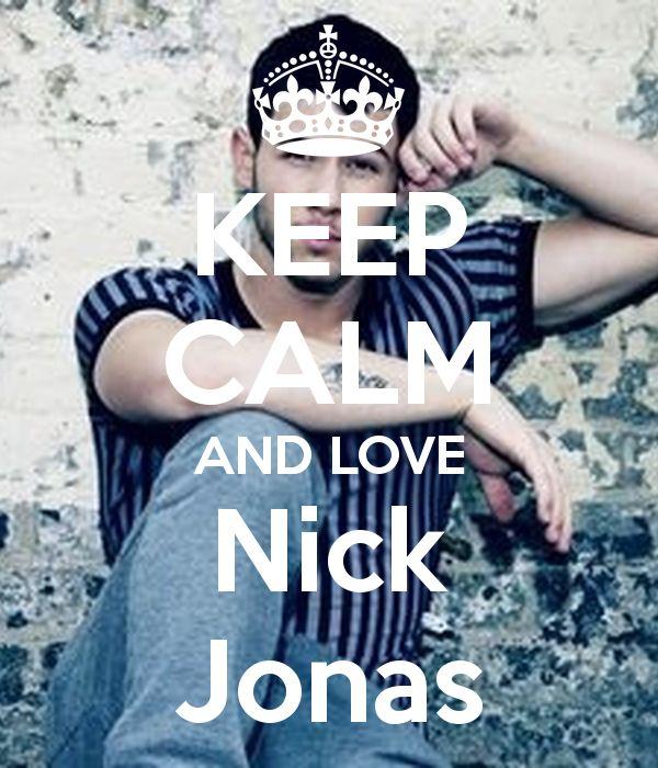 Keep calm: Nick Jonas (05)