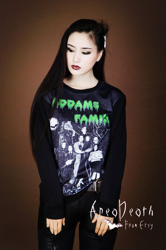 The addams family Sweater NOTthe addams family by AreaDeath