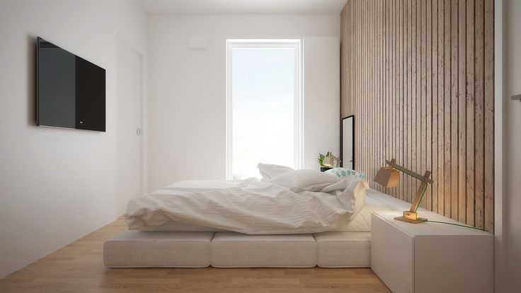 """Podoba nam się łóżko i """"szafeczki nocne"""" obok, ale ściana już nie"""