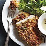 Walnut and Rosemary Oven-Fried Chicken Recipe | MyRecipes.com
