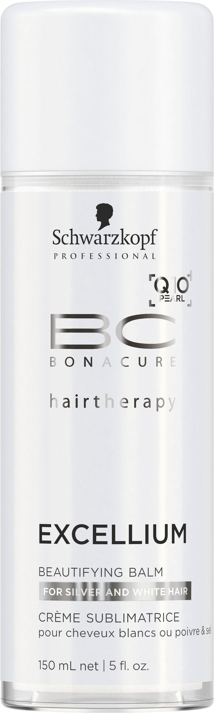 BC EXCELLIUM Q10+ GYÖNGY Beautifying hajpakolás, 150 ml Tápláló hajpakolás a száraz, törékeny érett hajra. Helyrehozza a strukturális sérüléseket és lesimítja a haj felületét egy sima, csillogó frizura érdekében.