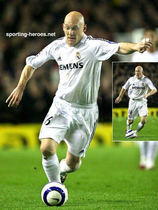 Thomas GRAVESEN Real Madrid