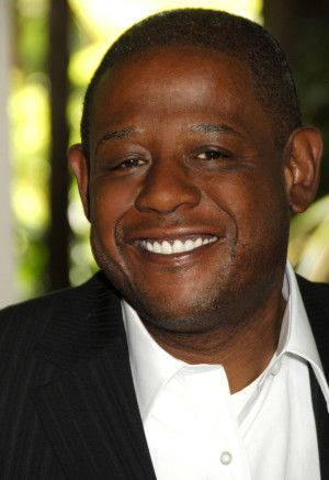 "Forest Whitaker. He3 was fearsome as Idi Amin in ""The Last King of Scotland""."