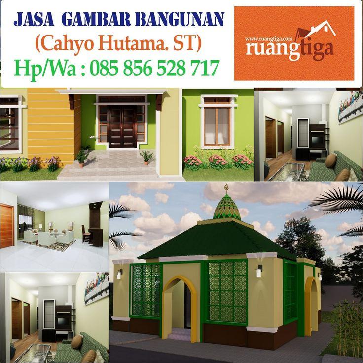 085856528717 Jasa desain restoran Jasa desain interior