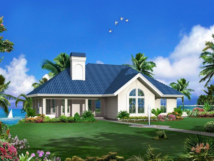 27 best House Plans images on Pinterest Square feet Home plans