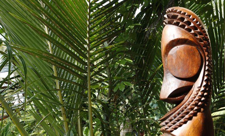 Local Vanuatu Tam Tams